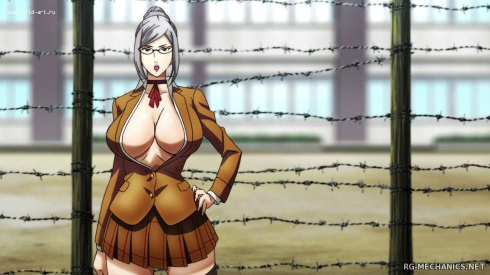 Скриншот к игре Школа-тюрьма / Prison School [S01x01-12 из 12] (2015) BDRip 720p от KinoRay | L2