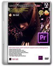 Скриншот к игре Adobe Premiere Pro CS6 6.0.3 (2012) PC