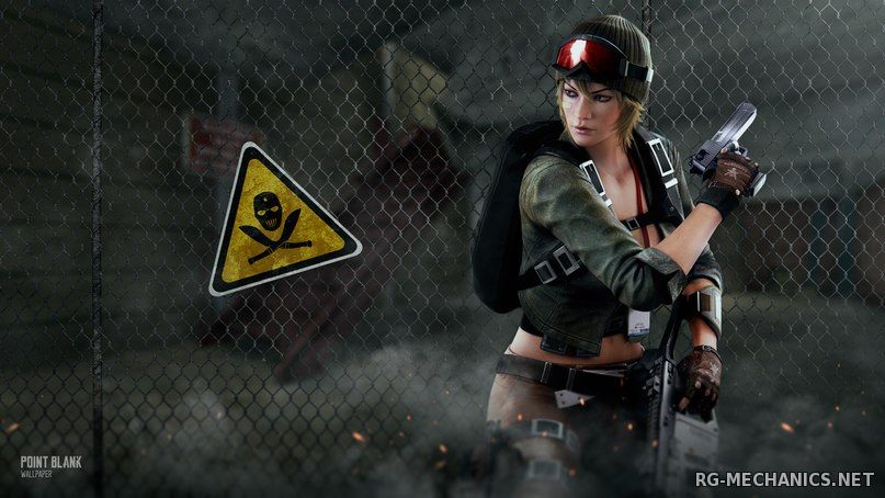 Скриншот к игре Point Blank [57.7] (2009) PC | Online-only