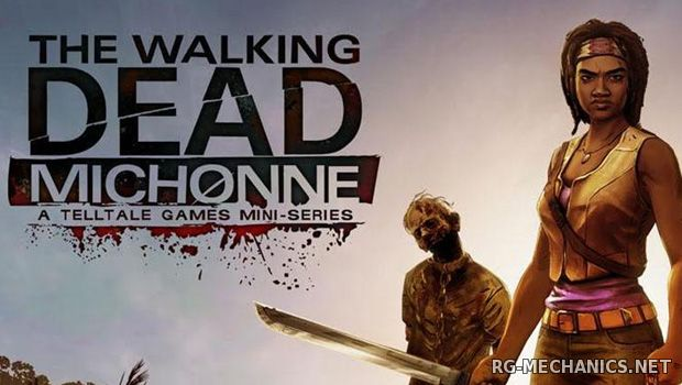 Скриншот 2 к игре The Walking Dead: Michonne - Episode 1 (2016) PC | Лицензия