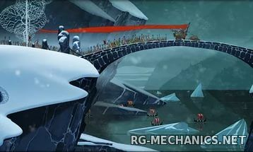 Скриншот к игре The Banner Saga - Deluxe Edition [v 2.28.11] (2014) PC | Steam-Rip от Let'sРlay
