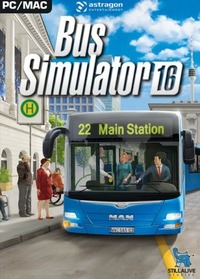 Bus Simulator 16 [Update 2 + 1 DLC] (2016) PC | RePack от R.G. Механики