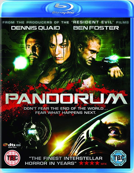 Пандорум / Pandorum (2009)