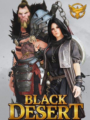 Black Desert [7.04.16] (2015) PC | Online-only