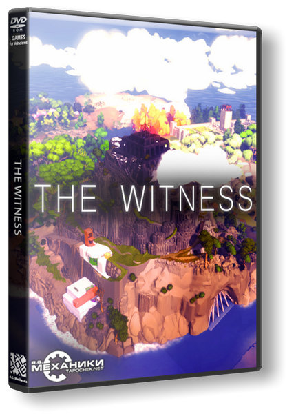 The Witness [Update 17] (2016) PC | RePack от R.G. Механики