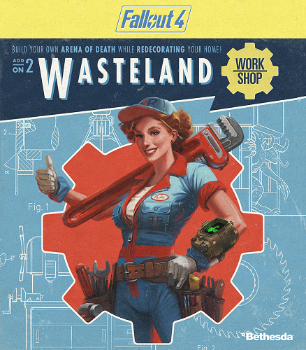 Fallout 4: Wasteland Workshop (2016) PC | DLC