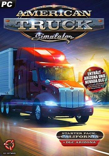American Truck Simulator [1.2.1s] (2016) PC | RePack от Let'sРlay