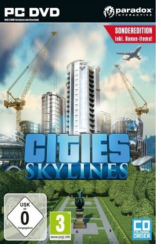 Cities: Skylines - Deluxe Edition [v 1.4.1-f2] (2015) PC   Steam-Rip от Let'sРlay
