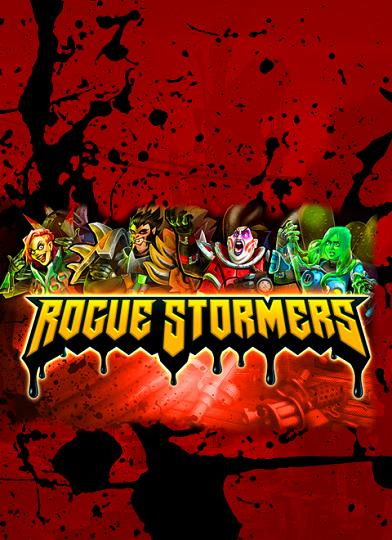 Rogue Stormers (2016) PC | Лицензия