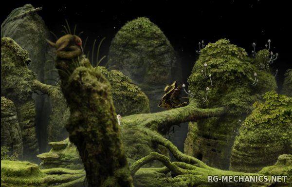 Скриншот к игре Samorost 3 - Cosmic Edition [v 1.0.279] (2016) PC | Steam-Rip от Let'sРlay