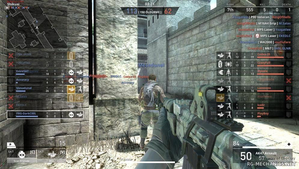 Скриншот к игре Phantomers [33234] (2016) PC | Online-only