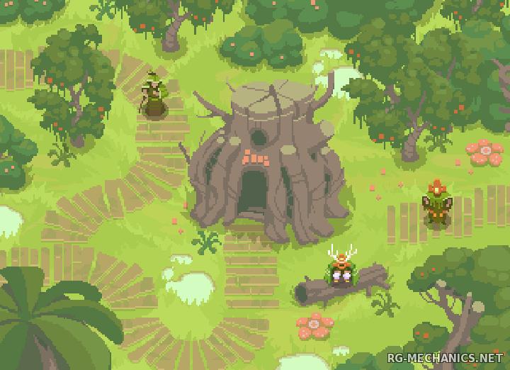 Скриншот к игре Moon Hunters [v1.0.2158] (2016) PC | Repack
