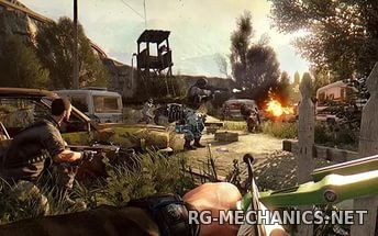 Скриншот 2 к игре Dying Light: The Following - Enhanced Edition [v 1.11.1 + DLCs] (2016) PC | RePack