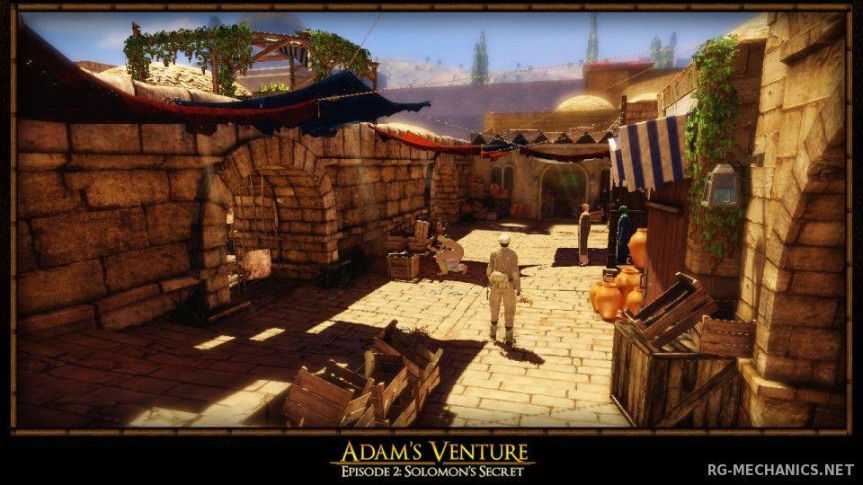 Скриншот к игре Adam's Venture: Origins Special Edition [v 1.0] (2016) PC   Steam-Rip от Let'sРlay