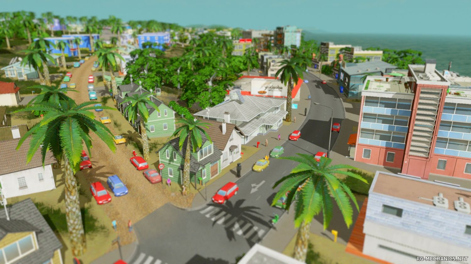 Скриншот к игре Cities: Skylines - Deluxe Edition [v 1.4.1-f2] (2015) PC   Steam-Rip от Let'sРlay