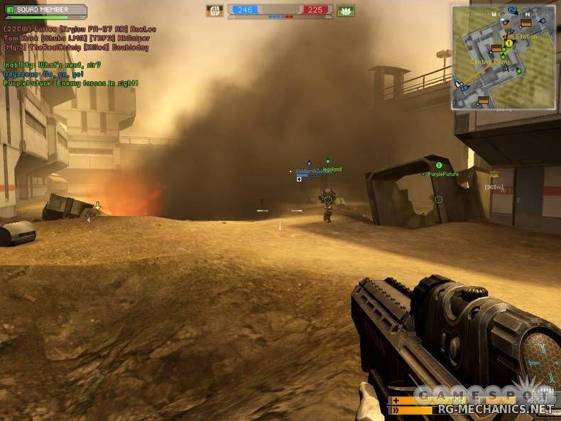 Скриншот к игре Battlefield 2142 - Deluxe Edition (2007) PC | Repack от Canek77