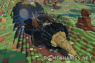 Скриншот к игре LEGO Worlds [Update 13] (2015) PC | Repack