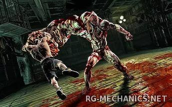 Скриншот к игре Splatterhouse (2010) PS3   RePack