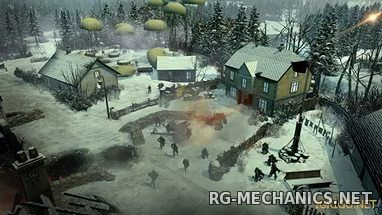 Скриншот 1 к игре Company of Heroes 2: Master Collection [v 4.0.0.21400 + DLC's] (2014) PC | Repack от =nemos=