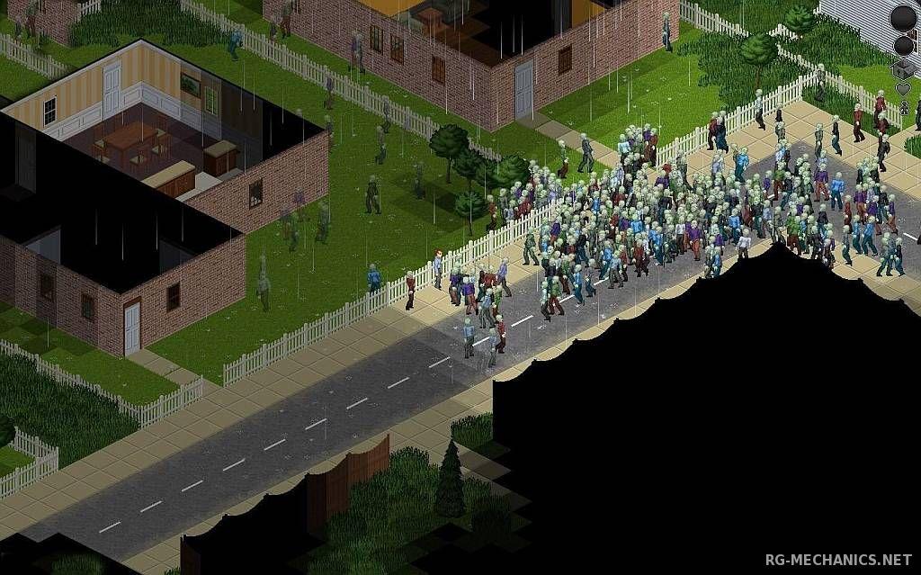 Скриншот к игре Project Zomboid [v34.21] (2013) PC | RePack