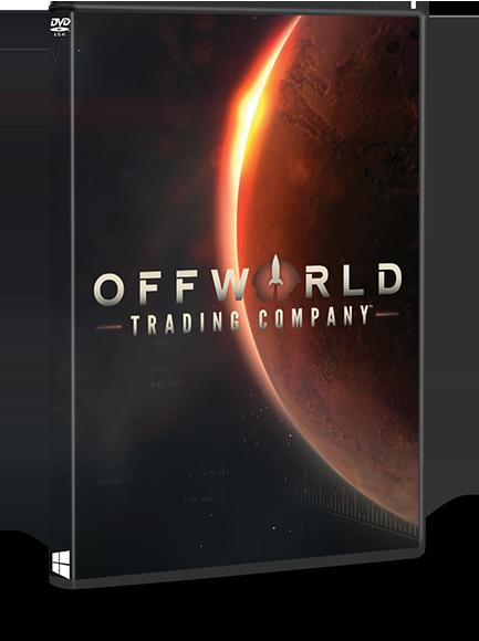 Offworld Trading Company [v 1.0.12745 + 2 DLC] (2016) PC   Repack