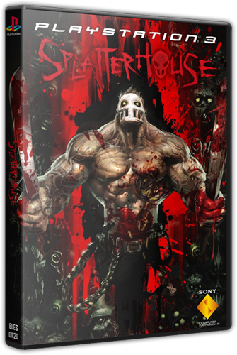 Splatterhouse (2010) PS3 | RePack