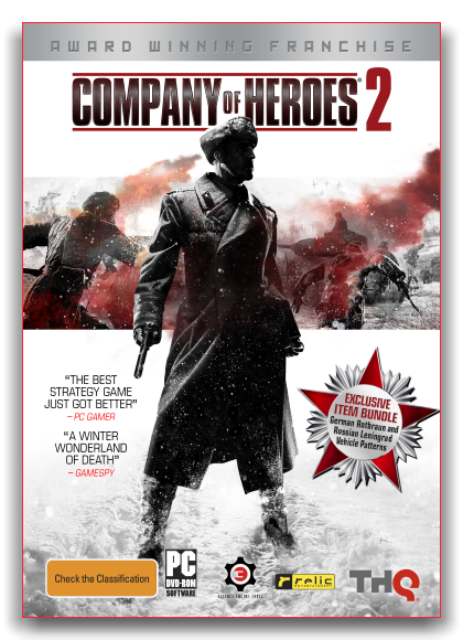 Company of Heroes 2: Master Collection [v 4.0.0.21400 + DLC's] (2014) PC | Repack от =nemos=