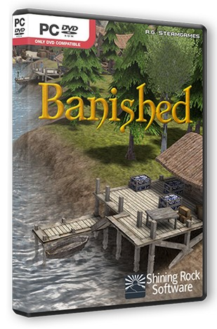 Banished [v 1.0.6] (2014) PC | Лицензия