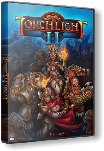 Torchlight 2 [v 1.25.9.5] (2012) PC | Лицензия