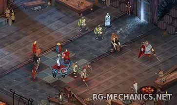 Скриншот к игре The Banner Saga [v 2.18.11] (2014) РС | RePack от R.G. Catalyst