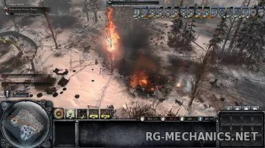 Скриншот 2 к игре Company of Heroes 2: Master Collection [v 4.0.0.21400 + DLC's] (2014) PC | Repack от =nemos=