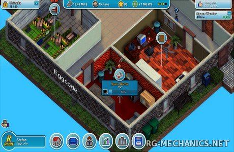 Скриншот к игре Mad Games Tycoon [v0.160426A] (2015) PC | Repack