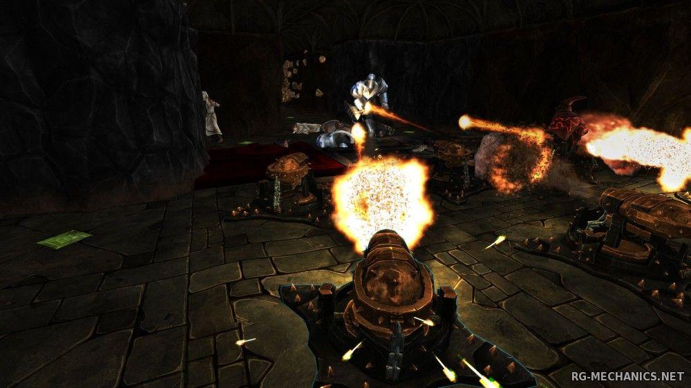 Скриншот к игре War for the Overworld [v 1.4.0 + 8 DLC] (2015) PC   RePack от R.G. Механики