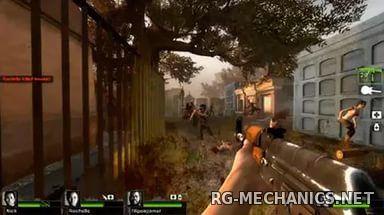 Скриншот к игре Left 4 Dead 2 [v2.1.4.5] (2009) PC   Lossless Repack by Pioneer