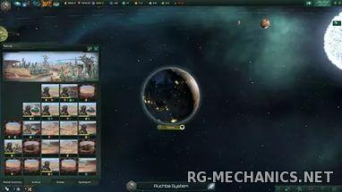 Скриншот к игре Stellaris: Galaxy Edition (2016) PC   RePack от FitGirl