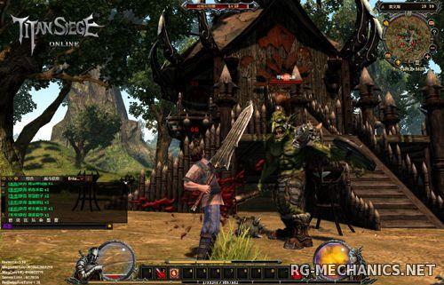 Скриншот к игре Titan Siege [25.06.16] (2016) PC | Online-only