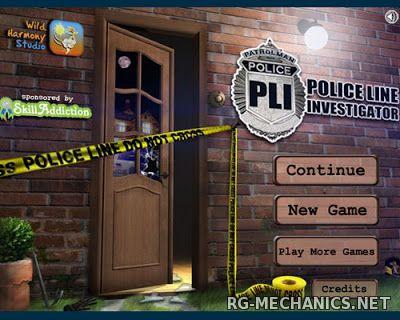 Скриншот к игре Investigator (2016) PC   RePack от FitGirl