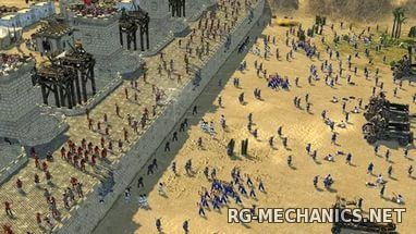 Скриншот к игре Stronghold Crusader 2 - Special Edition [v.1.0.22684] (2014) | Steam-Rip от Let'sРlay