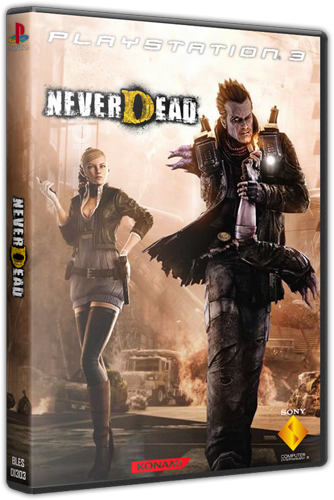 NeverDead (2012) PS3   RePack