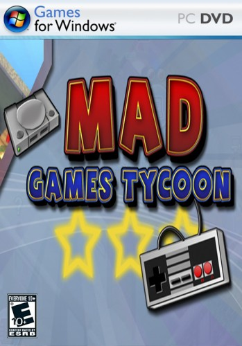 Mad Games Tycoon [v0.160523A] (2015) PC | Repack