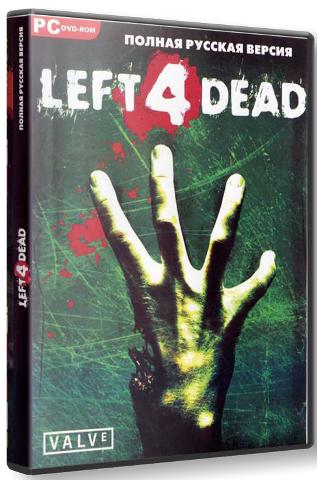 Left 4 Dead [v1.0.3.1] (2008) PC   RePack