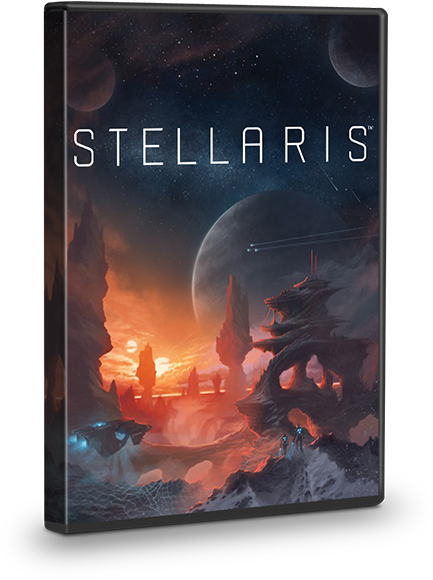 Stellaris: Galaxy Edition [v 2.7.1 (38095) + DLC] (2016)