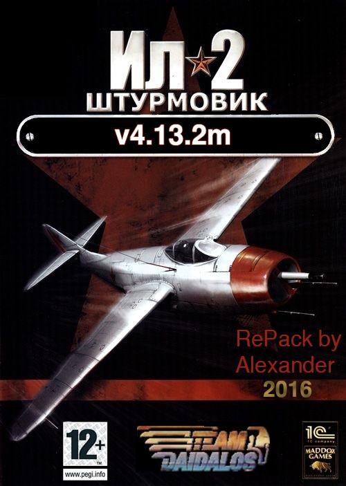 Ил-2 Штурмовик. Забытые сражения / IL-2 Sturmovik. Forgotten Battles (2016)