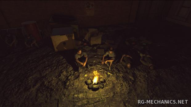 Скриншот к игре Envy the Dead (2016) PC   Repack