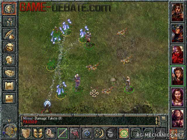 Скриншот к игре Baldur's Gate: Enhanced Edition [v 2.2.66.0] (2012) PC   Repack