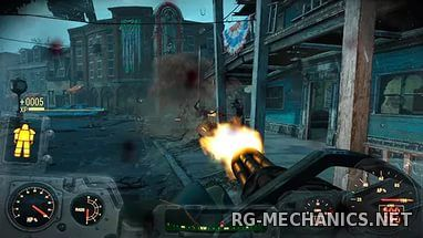 Скриншот к игре Fallout 4 [v 1.5.205.0 + 3 DLC] (2015) PC | RePack
