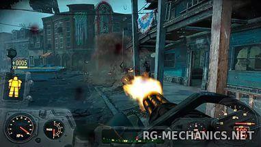 Скриншот к игре Fallout 4 [v.1.5.412.0 + 4 DLC] (2015) PC   RePack