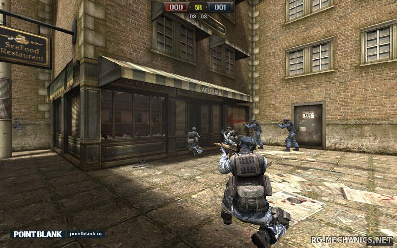 Скриншот к игре Point Blank [62.9] (2009) PC | Online-only