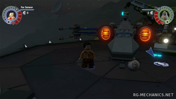 Скриншот к игре LEGO Star Wars: The Force Awakens (2016) PC | Лицензия