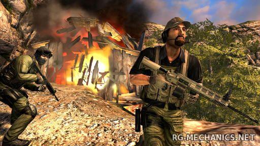Скриншот к игре Breached (2016) PC | Repack
